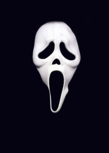 A0 A1 A2 A3 A4 Sizes Scream Movie Scary Mask Giant Poster