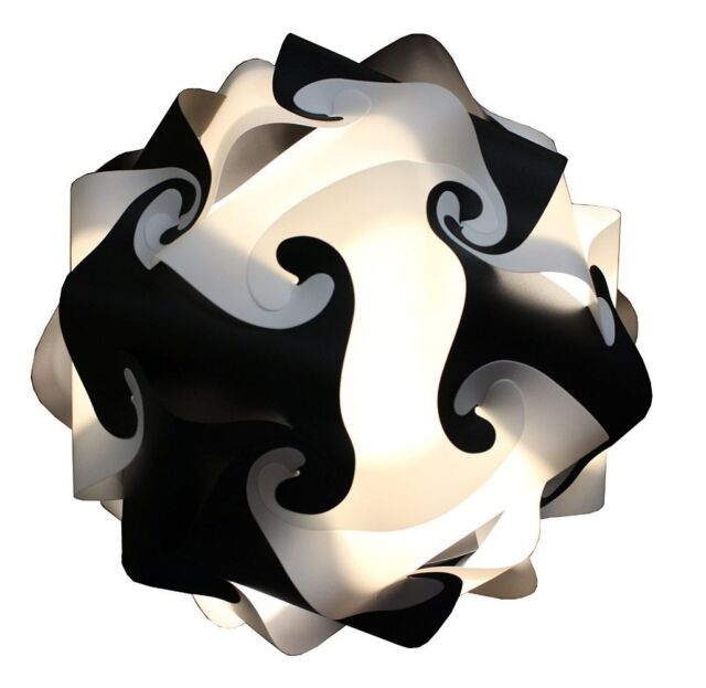 Puzzle Lights Jigsaw IQ Infinity ZE Lamp 10 Pieces 21