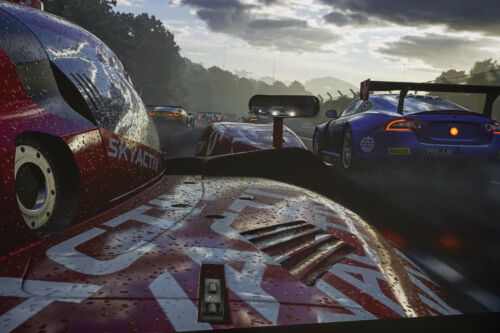Forza Motorsport 7 Competitive Racing Video Game Picture Poster 24X36 New  FOR7
