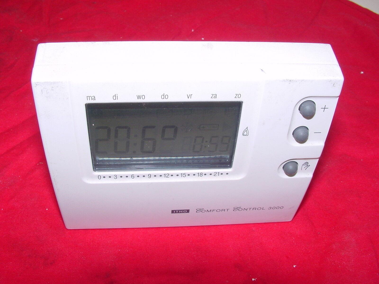 Cenvax Energycontrol Theben RAM 797 Comfort Control 3000 > Steuerung/Heizung