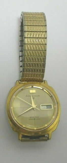 Vintage Seiko Sportsmatic 5  Automatic ~ 6619-7990  With Day/Date