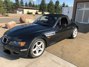 1999 BMW Z3 M PKG (James Bond ) 2.8 L Convertible