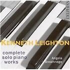 Kenneth Leighton - : Complete Solo Piano Works (2005)