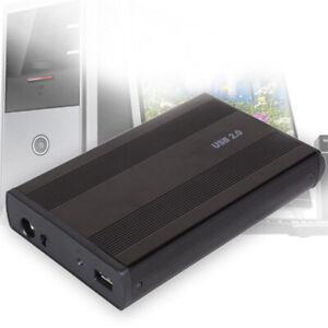IDE-3-5-034-USB2-0-Boitier-Support-POUR-Disque-Dur-Externe-KIT-Coque-Etui-Noir