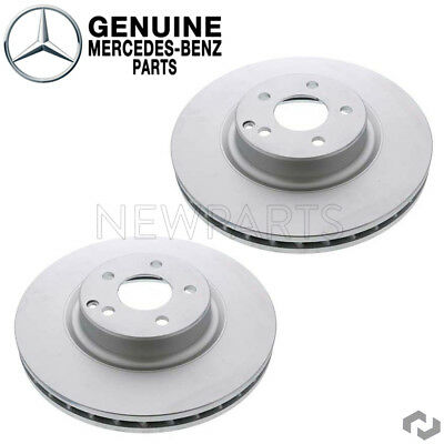 For Mercedes-Benz W204 W219 GLK350 Front Left or Right Brake Disc Vented Genuine