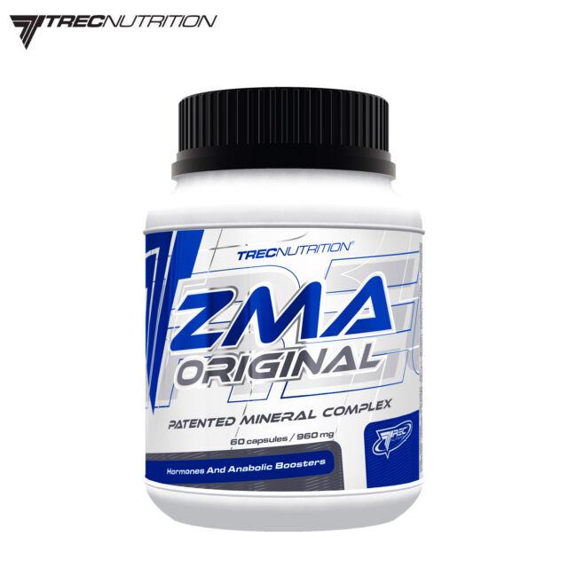ZMA ORIGINAL 60-180Caps Testosterone Booster Muscle Recovery & Sleep Enhancement eBay