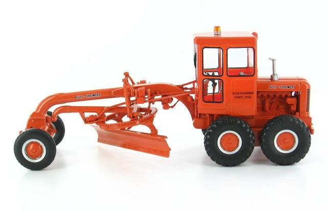 First Gear 3126 Allis-Chalmers Forty-Five Motor Grader 1 50 O Scale Die-cast MIB