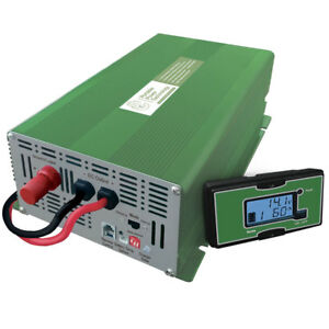 230V MAINS LEISURE PREMIUM BATTERY CHARGER 12V 60 AMP 100Ah 800Ah