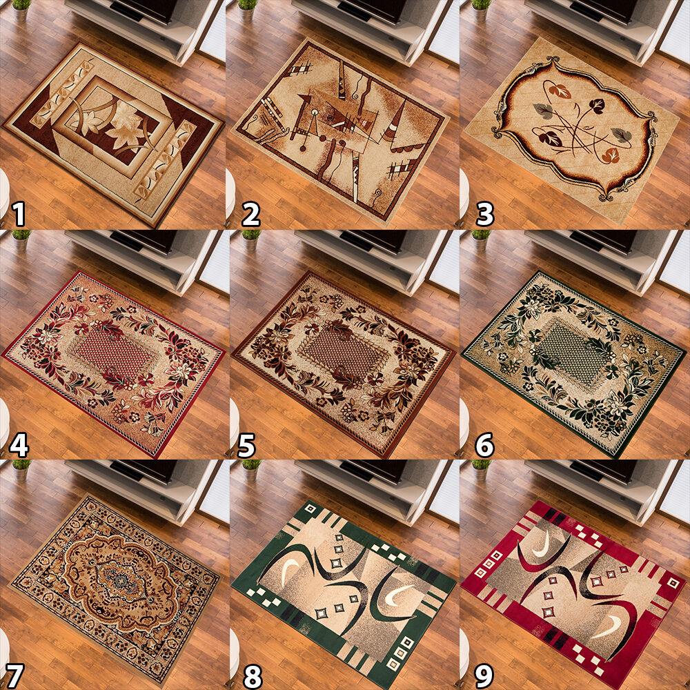 Small medium extra large large large tapis designer tapis modèle traditionnel new soft beige | De Haute Qualité Et De Bas Frais Généraux  81026c