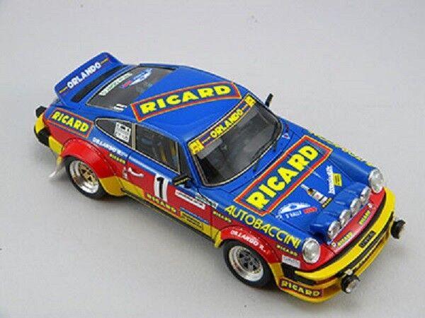 Kit Porsche 911 SC sponsor Ricard Rally Mille Miglia 1981 - Arena kit 1 24