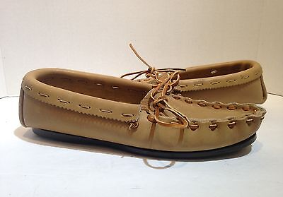 boy scouts of america mens moccasins Shoes Size 8