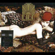 Champagne & Novocaine CD Biba David Bowie The Kinks Marilyn Monroe Lou Reed OOP