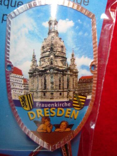 Dresden stocknagel medallion G9915