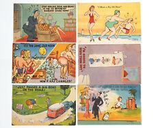 Lot of Three Humorous Photography related Vintage 1970/'s Bamforth COMIC Postcard