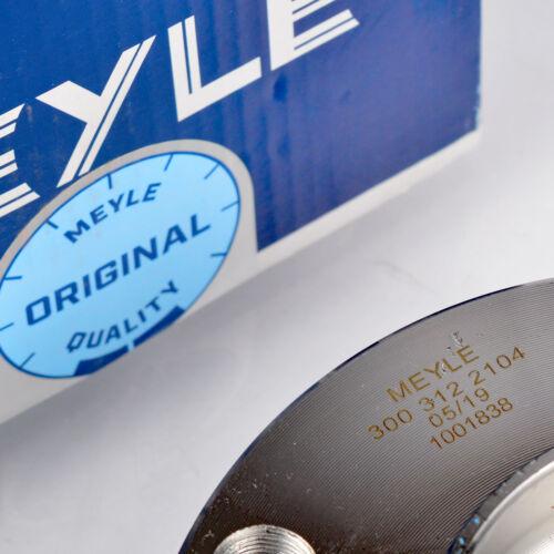 MEYLE 3003122104 Radnabe Vorne für BMW X5 E70 F15 F85 X6 E71 E72 F16 F86 3.0 4.8