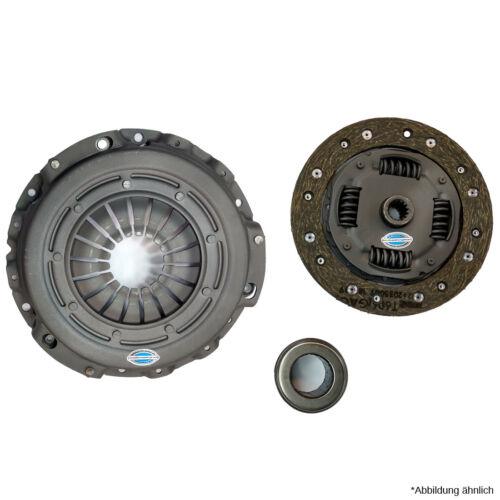 Kupplung Kupplungssatz für Nissan Almera II Hatchback 1,5 KW 66 N16 72