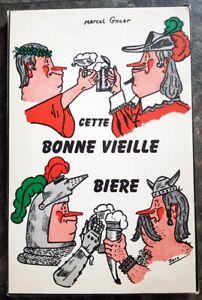 Cette-bonne-vieille-biere-Das-gute-alte-Bier-Geschichte-Marcel-Gocar-1969-Brauen