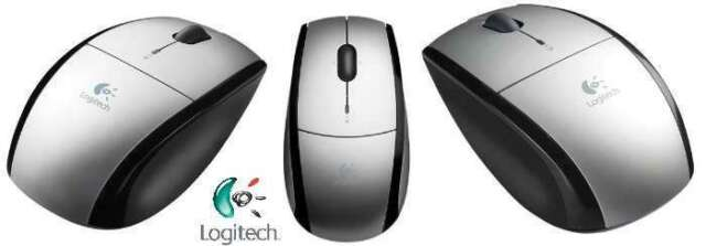 Logitech LX5 Cordless Optical Mouse Windows Vista 64-BIT