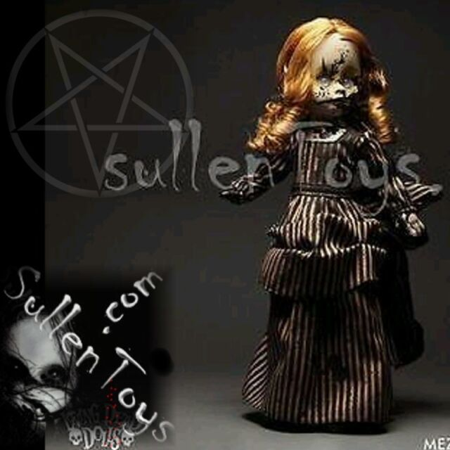 Living Dead Dolls Variant Resurrection Fairy Fay Sepia Res Series 9 New Doll