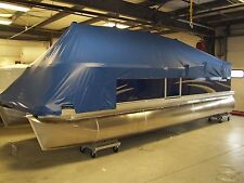 Boat Cover For 22' Pontoon Boat - Manitou - 1996- 2012