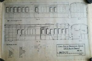 Vintage-Coach-body-Nancegollan-Station-Railway-carriage-tech-engineering-print