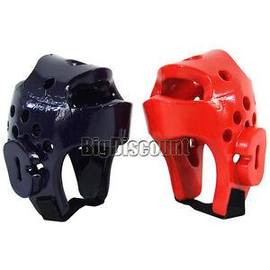 Foam-Head-Guard-MMA-Kickboxing-Karate-Taekwondo-Coaching-Protector-Helmet