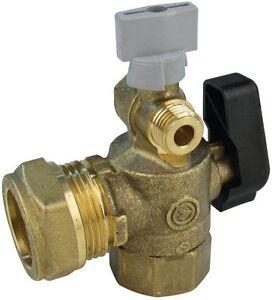 Ariston-E-Combi-Evo-24FF-30FF-amp-38FF-Boiler-Water-Flow-Service-Tap-60000887