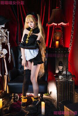 Hot Anime Fate/Grand Order FGO Ereshkigal Cosplay Costume Irkalla dress  full set | eBay