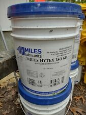 Miles Hydraulic Fluid 5 Gallon