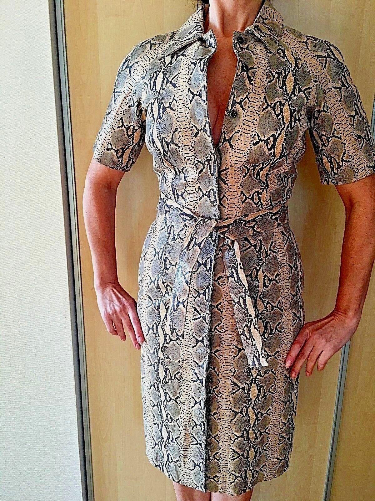 Vestido De Cuero Talla  M Newport News  tomamos a los clientes como nuestro dios