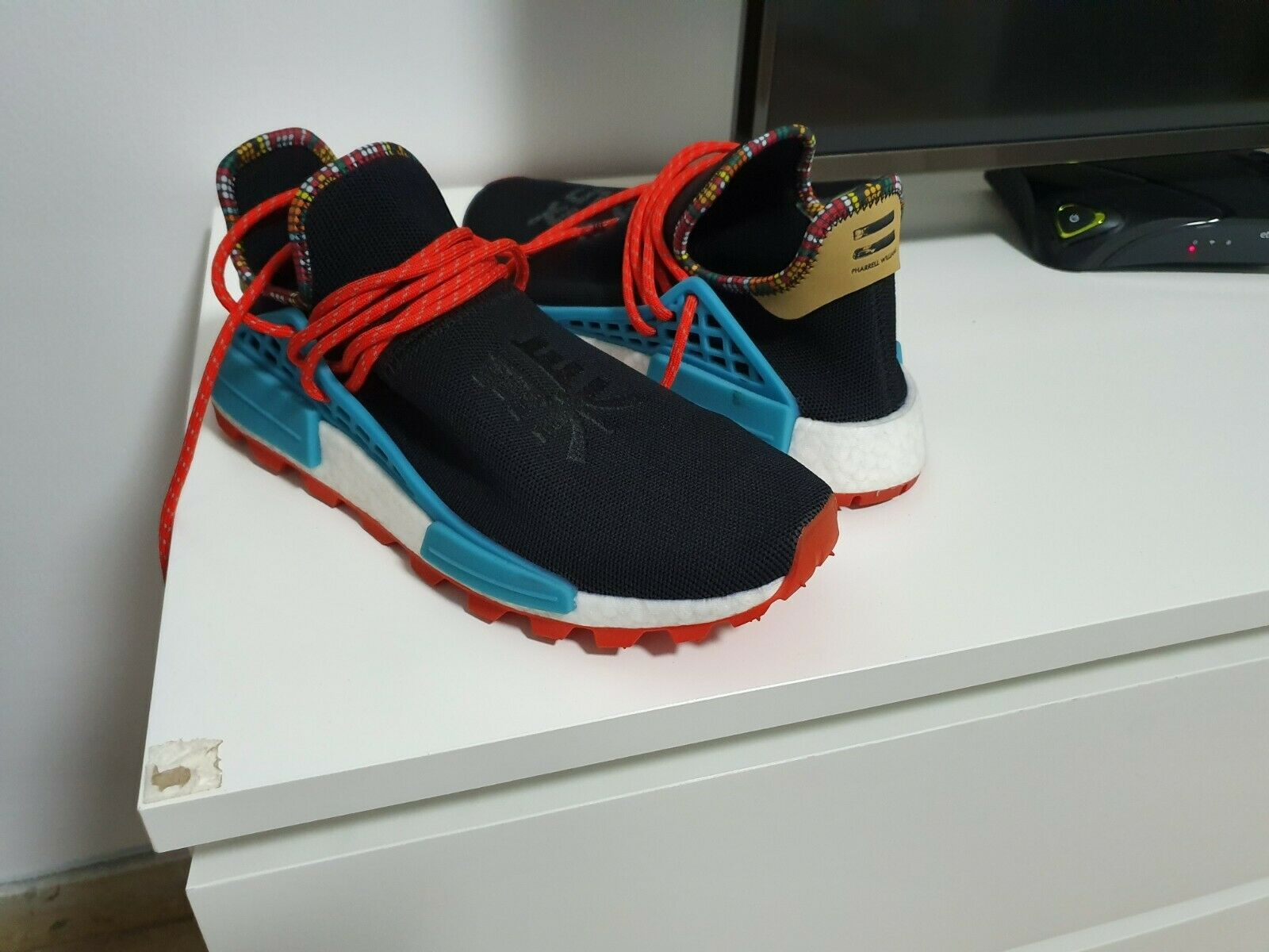 Adidas Pharell William Zapatos US10