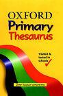 Oxford Primary Thesaurus by Alan Spooner (Hardback, 2002)