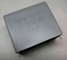 1 Stück Kondensator 40uF 900V 5% Vishay MKP 1848640094Y5 (M8451)