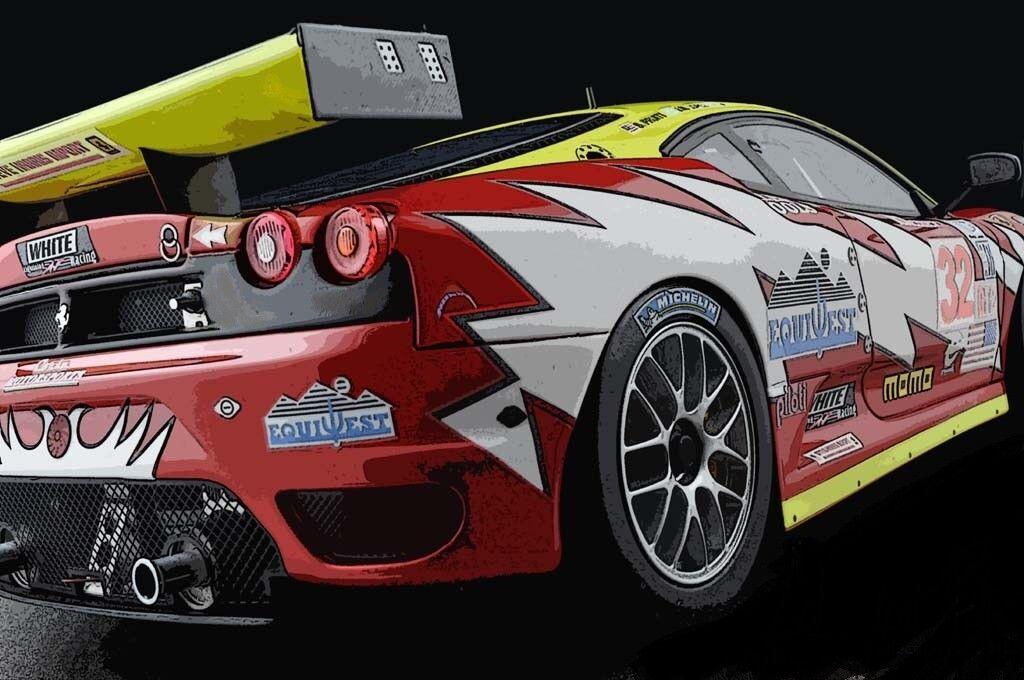 Ferrari LaFerrari Race Car 1 18 F430 250 12 Sport F GTO GT GP raras solo 100