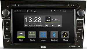 fur-OPEL-Corsa-D-Android-Auto-Radio-Navigation-Infotainer-WiFi-CD-DVD-USB-BT