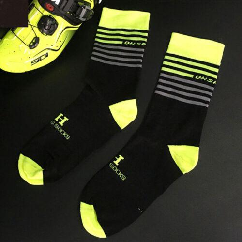 Men Unisex Running Sport Socks Cycling Cotton Sports Bike Ankle Socks Football