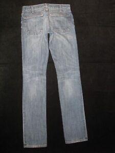 208 Current délavage Elliott Sz droite coupe délavé 25 Jeans SnFCSwq