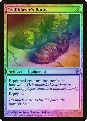 Trusty Machete FOIL Zendikar NM Artifact Uncommon MAGIC MTG CARD ABUGames