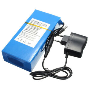 DC-12V-15000mAh-Super-Rechargeable-Portable-Lithium-Ion-Battery-Pack