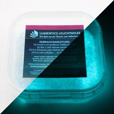 Preiswert Kaufen Lichtspeicher-glitter-granulat Blau/blaugrün - Nachleuchtender Wasserspeicher Mi ZuverläSsige Leistung