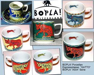 GATTO-BOPLA-Porzellan-Espressotasse-ASIA-Serie-Espresso-Cup-Taza-0-09l-Tasse