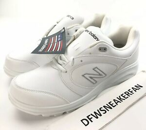 Men's 11.5 Walking Shoes Comfort White