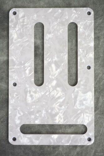 Ibanez Steve Vai Signature Jem7V WH Tremolo Back Plate Cover Pearl 2003-2009