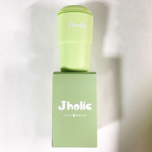 JYJ Kim Jae Joong Cafe J-Holic Official Goods : 2017 Mellow Wallmug (350ml)