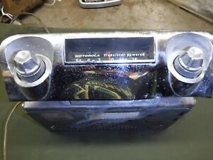 1950-039-s-1960-039-s-Ford-Dodge-Chrysler-Motorola-Car-Radio-Used-OEM