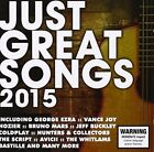 Compilation Just Great Songs 2015 Various Artists 2cd