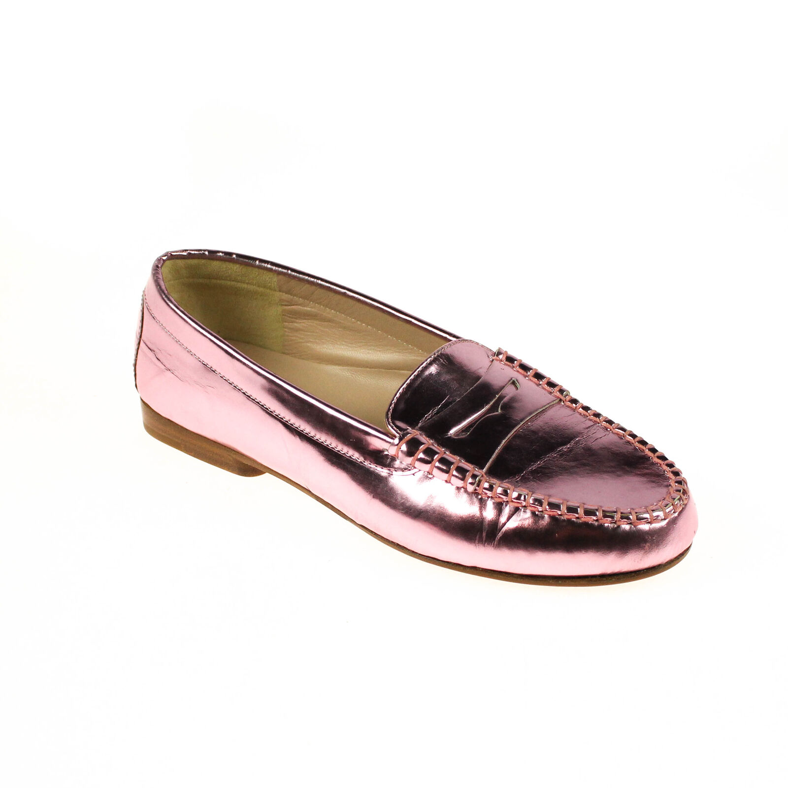 2. choix Verni unützer Femmes Chaussure Slipper Cuir Verni choix Rose Taille 36 fa8981
