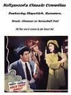 Hollywood's Classic Comedies Featuring Slapstick Romance Music Glamour or