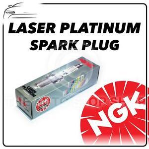 1x-Ngk-Spark-Plug-parte-numero-lzkar6ap-11-Stock-No-6643-Nuevo-Platino-Bujia