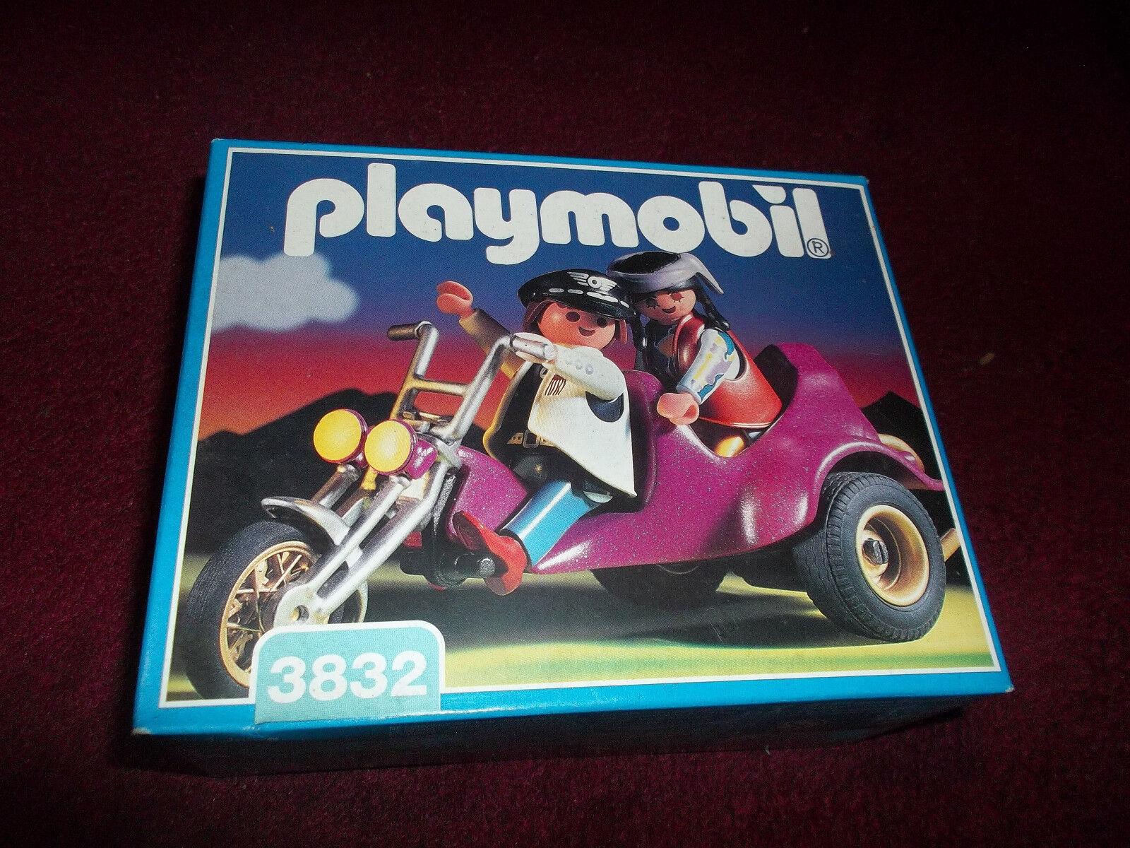 Playmobil 3832 Trike RARITÄTneu und original verpackt